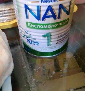 Детская кисломолочная смесь