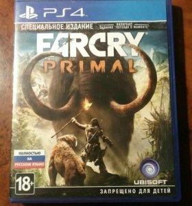 Farcry primal на ps4