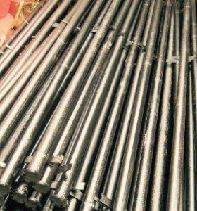 Заборные трубы
