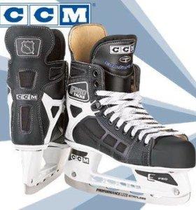 Коньки хоккейные CCM PRO tacks (Made in Canada)
