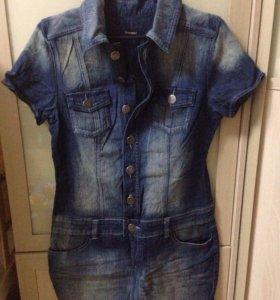 Платье джинсовое Bruno Banani
