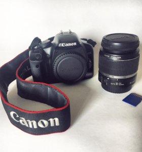 Продаю Canon 450D kit 18-55mm