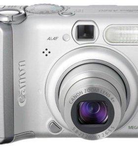 Canon PowerShot A520 б/у