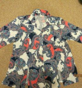 Новая рубашка 60 р.