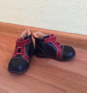 Ботинки 20р