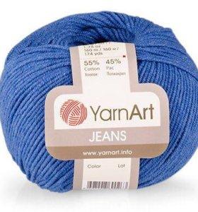 Пряжа YarnArt Jeans