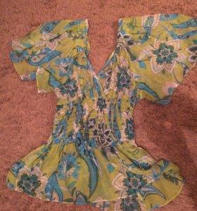 Кофта/блуза бабочка OGGY