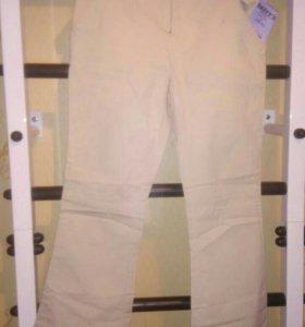 Джинсы(брюки) новые