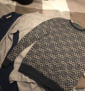 Мужские свитера, кофты, толстовки пакетом