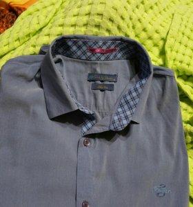 Рубашка мужская подрасковая