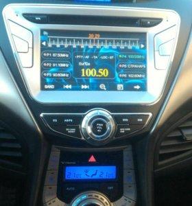 Магнитола Hyundai Elantra MD 2011-2013