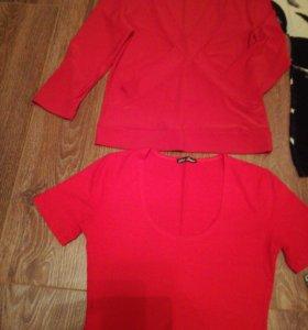 Кофточки и блузока