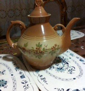 Новый заварной чайник
