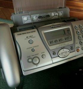 Факс Panasonic KX-FC243RU в отличном состоянии