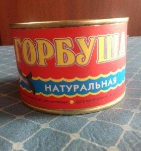 Горбуша консервы для животных
