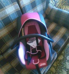 Детская автолюлька от 0 до 13 кг