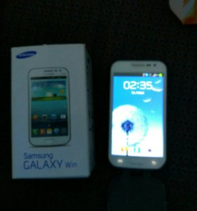 Смартфон Samsung GALAXY Win GT-I8552