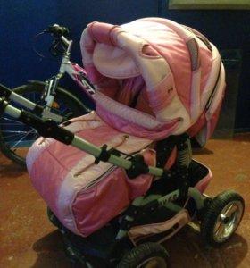 Коляска-трансформер Baby Joy AYGO.