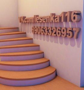 Лестницы с гарантией 30 лет