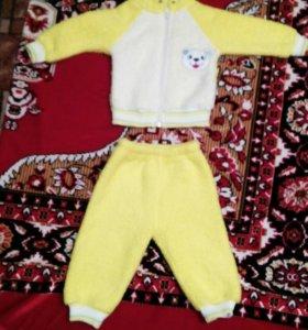 Детский костюм на 68раз