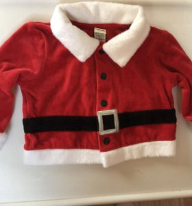 Детский Новогодний костюм. Санта