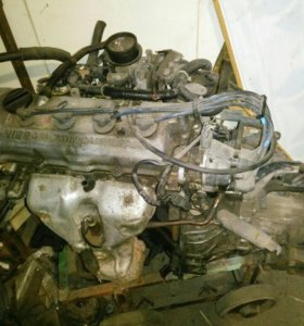 ДВС+МКПП Nissan GA14