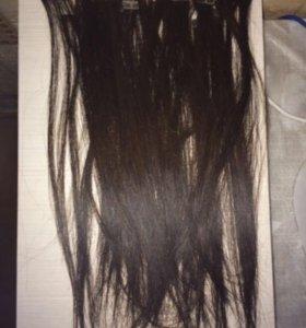 Волосы для капсулирования