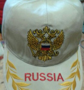 "Бейстболка ""RUSSIA"""