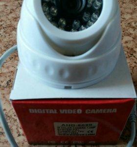 5 лет гарантии на камеры видеонаблюдения AHD-5020
