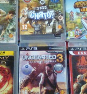 Продам диски на PS 3. Игра один диск 1000.фильм100