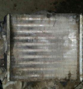 Радиатор печки ваз 2107 алюминиевый