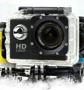 HD экшн камера A9 (новая)