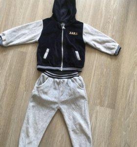 Zara костюм для мальчика