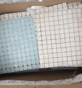 Плитка мозаика ,4,5 кв.м,керама марацци.