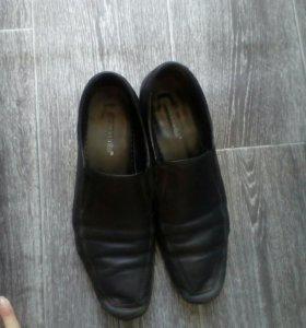 Туфли,кожа натуральная