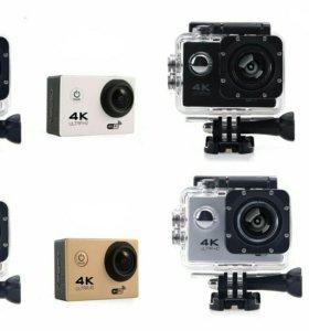 Экшн камера F60 новая