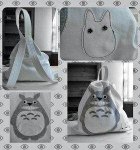 Рюкзак сумка для кимоно