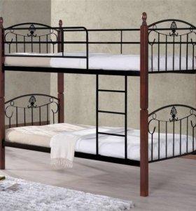 Двухъярусная кроватка