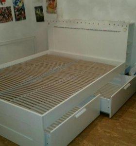 Кровать Икеа 160х200