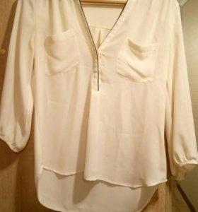 Блузка рубашка s-m