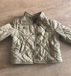 Стёганная куртка Ralph Lauren размер 18М