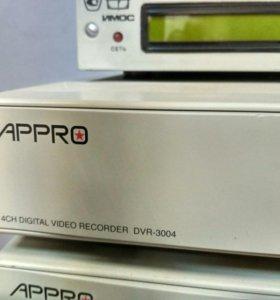 AP PRO DVR-3004 Видеорегистратор четырехканальный