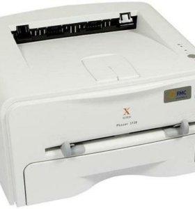 Xerox phaser 3120 лазерный