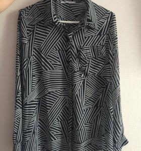 Рубашка visavis как новая