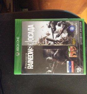 Rainbow Six Siege Xbox One Новый , запакованный