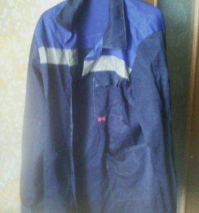 Куртка монтажника летняя