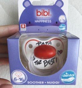 Новая Пустышка Bibi Premium