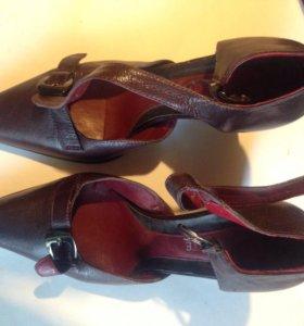 Женские туфли, каблук, 36 размер