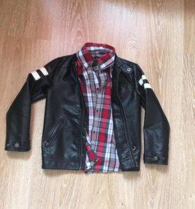 Куртка+рубашка