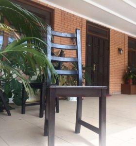 Деревянные стулья,обеденные столы(отл.сост. б/у)